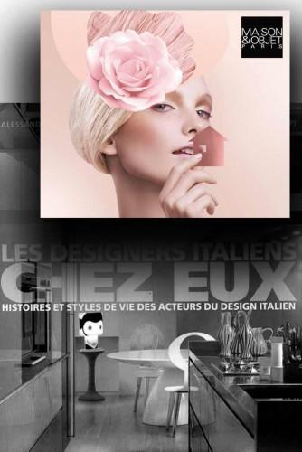 Paris: Maison&Object 2013, e un libro trovato per caso.