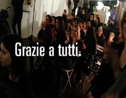 Video: Grazie a tutti...