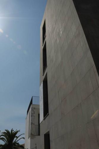 Architettura: Edificio per Appartamenti in Olbia (OT).