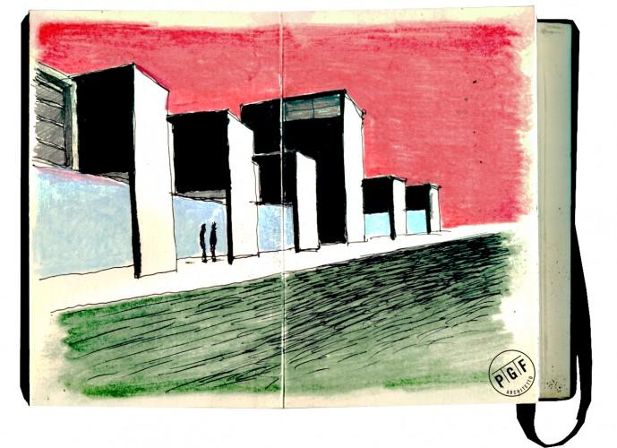 Architettura: Un edificio per Uffici a Salerno.